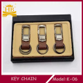 Fashion Gold Color Metal Key Chain for Car for Home