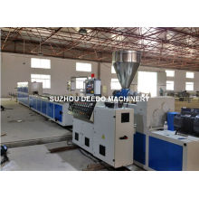 Plastic Wire Trunking Profile Production Line