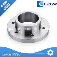 Nichtstandardierte Kundenspezifische Getriebeteile Flansch für verschiedene Maschinen