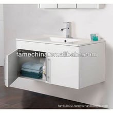 High Glossy bathroom faucet swan