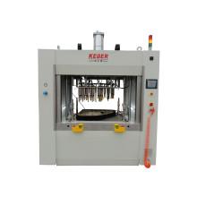 Machine de soudage à calage thermique pour le panneau de porte