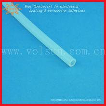 Tubo de goma de silicona de 2 mm