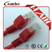 Multi Color rj45 rj11 patch cord Stranded 23AWG/24AWG/26AWG