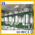 Stainless Steel Sunflower Seed Oil Refining Line