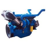 445kW Diesel Engine Prime Output Generator Usage
