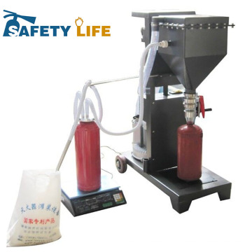 Cheap dry chemical powder filling mixing machine