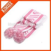 Großhandel kundenspezifische Acryl stricken Frauen Winter Schal