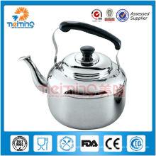 1L-4L Edelstahl Araber Tee Wasserkocher, Großhandel Teekanne, industrielle Kochen Wasserkocher