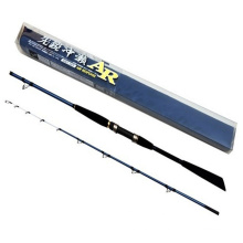 Ofji Guid und Reel Seat 2section High Carbon Boot Rod Lure Rod