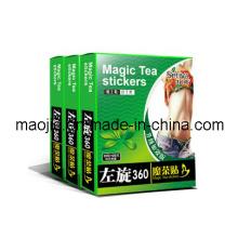 Autocollant de thé de perte poids magique (MJ-186)