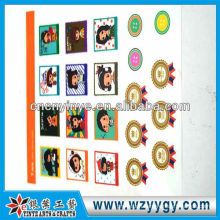 High quality fancy phone stickers for decoration