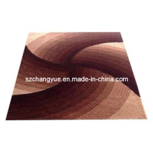 Полиэстер Современные мохнатые ковры с градиентными цветами