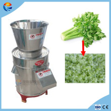 Automatic Mini Mushroom Cabbage Parsley Vegetable Cutting Slicing Slicer Machine