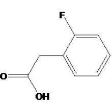 Acide 2-fluorophénylacétique N ° CAS: 451-82-1