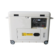 Молчание дизель генератор 5.5 кВт с OEM serviice