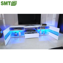 Wooden LCD Modern Led Tv Stand Design Cabinet