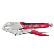 Lock wrench,black and red color lock wrench,locking pliers