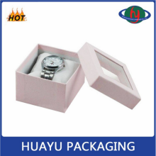 Custom Luxury Designer Packaging Paper Watch Boxes