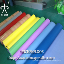Bright and Solid color children room vinyl flooring price