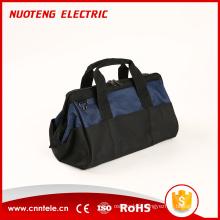 Sac de verrouillage de sécurité en nylon étanche LG06, pochette de verrouillage, sac à outils