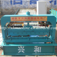 China Galvanized Metal Roof Roll Forming Machine (XH860)