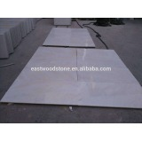 Chinese snow white marble