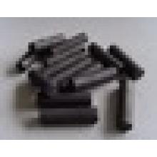 caña de carbono / grafito puro alto para eléctrico