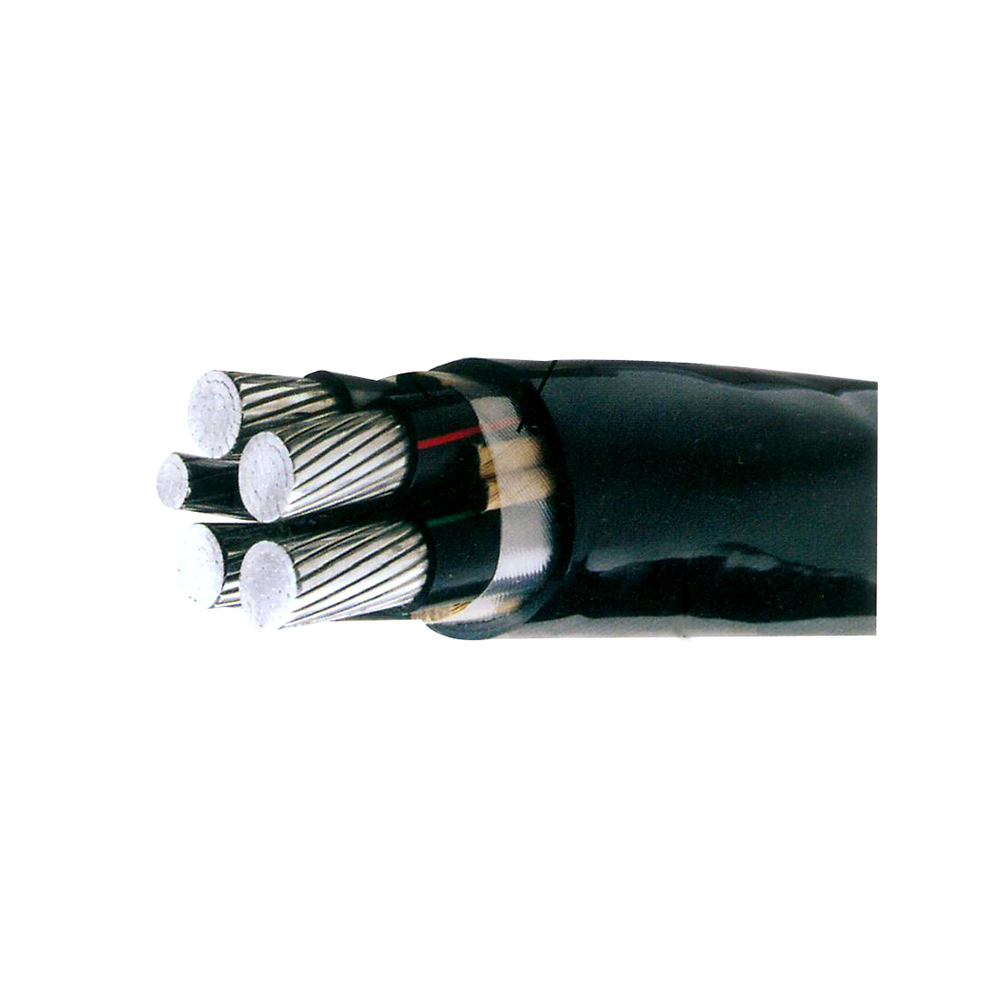 Pvc Insulation Non Armoured Aluminum Alloy Cables