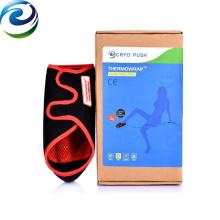 Tampon chauffant de pied léger infrarouge médical de 12V