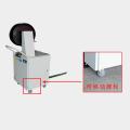 Machine de reliure à sangle PP pour carton en carton