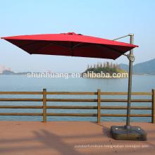 outdoor aluminum umbrella beach parasol stand umbrella custom advertising garden umbrella