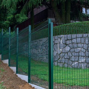 3V Shaped Wire Mesh Fencing