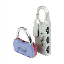 Pack of two combination master lock