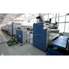 YYDX Coating, Stenter, Heat Setting Combination Line