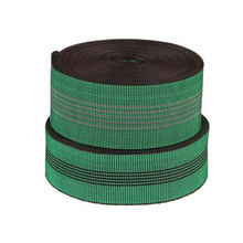 Elastic Tape with Different Color Made of Polyester