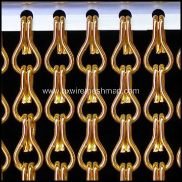 Aluminium Chain Link Curtain