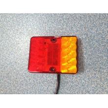 E-MARK одобренный светодиодный фонарь задней задней подсветки