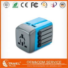 New Arrived Modern Style UK 3 flat square Pin Adaptor Plug