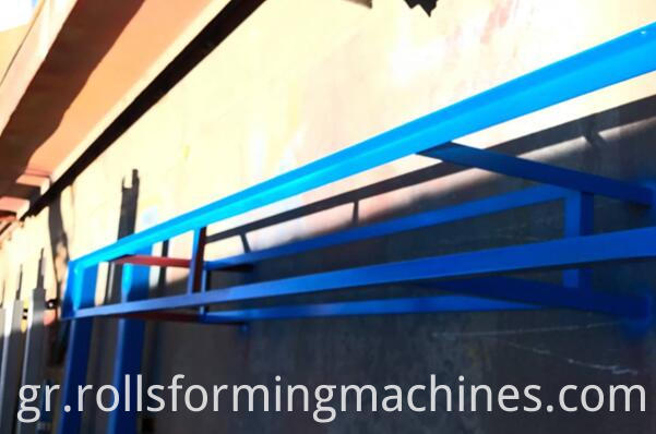 door frame roll forming machine 12