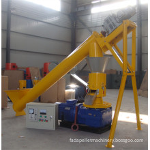 7.5kw Wood Pellet Mill/Sawdust Pellet Mill/100kg/H CE Wood Pellet Press