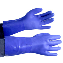 NMSAFETY long gloves for chemical work use en388