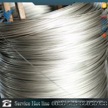 ASTM 201 whosale Нержавеющая сталь холодного наконечника Гайка проволока для винта в Китае