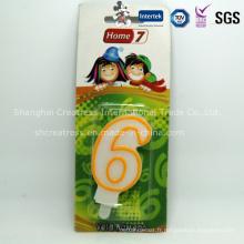 Bougie non-toxique adaptée aux besoins du client de cire écologique de qualité supérieure de qualité supérieure en vrac