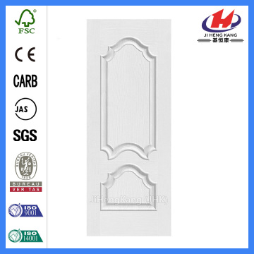 *JHK-M02 Two Panel Interior Doors House Doors Interior Laminated Veneer Flush Door Skin