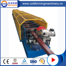 Square Steel Water Gutter Roll Forming Machine