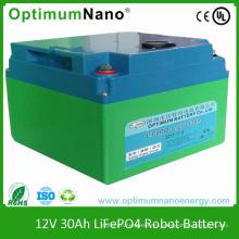 Lithium Ion Battery 12V 30ah LiFePO4 Battery Replace SLA