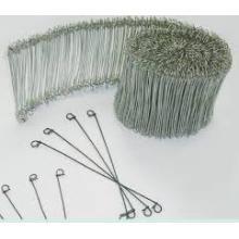 Galvanizado e PVC Loop Tie Wire