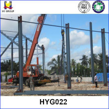 Prefabricated building warehouse steel structure
