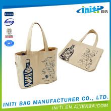 Fourniture d'usine écologique compatible avec l'environnement sac de coton écologique