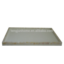 Suministros de Hotel Chinese Freshwater Shell Tray